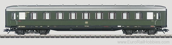 Marklin 43222 Express Train Passenger Car.