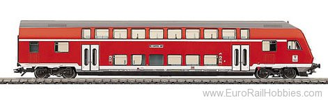 Marklin 43586 Bi-level Cab Control Car