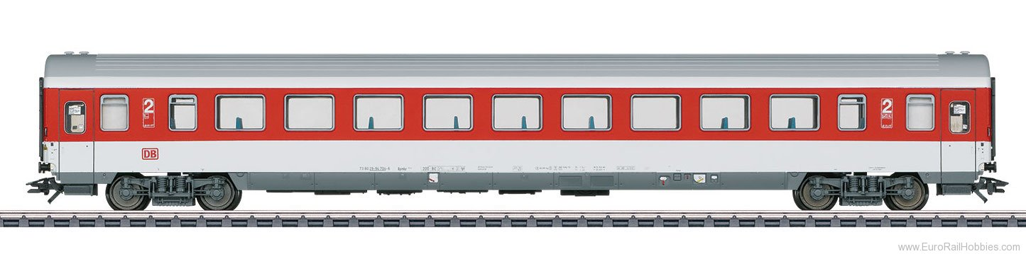 Marklin 43761 DB AG Type Bpmbz 293.6 Open Seating Car