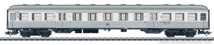 Marklin 43810 DB ''Silverfish'' Passenger Car 1st/2nd Class