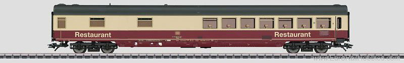Marklin 43871 DB Restaurant/Dining Car