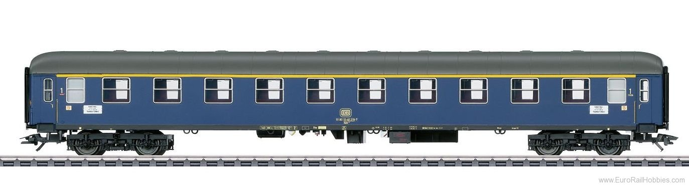 Marklin 43913 Type Aüm 203 Express Train Passenger Car