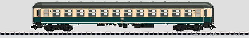 Marklin 43924 DB Express Train Passenger Car