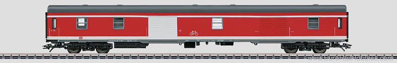 Marklin 43961 DB AG Baggage Car