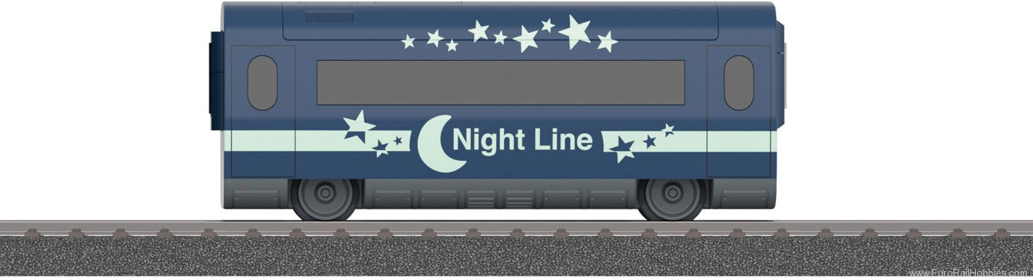 "Marklin 44115 ""Night Line"" Sleeping Car"