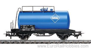 Marklin 4440 TANK CAR ARAL  DB         87