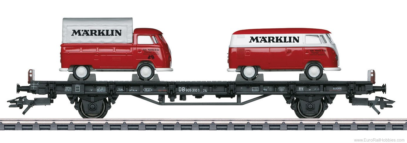 Marklin 45083 Auto Transport Car /VW