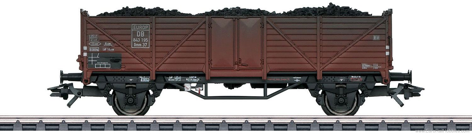 Marklin 46028 DB Freight 7-Car Set for the Class 45 Steam L