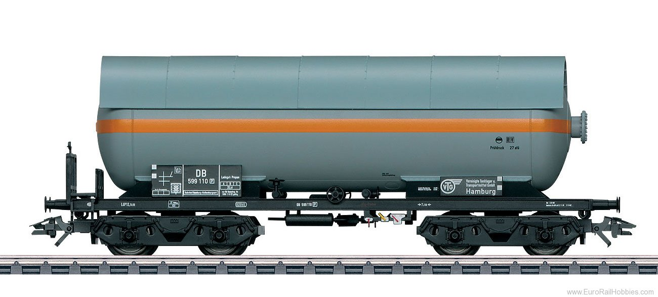 Marklin 46462 DB Pressurized Gas Tank Car