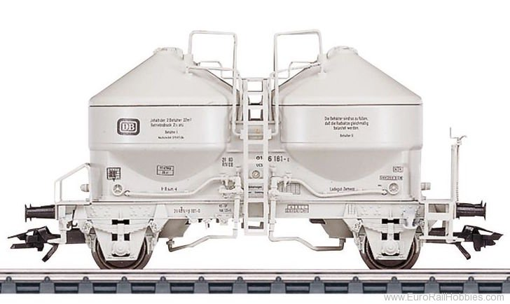 Marklin 4661 DB Silo Container Car