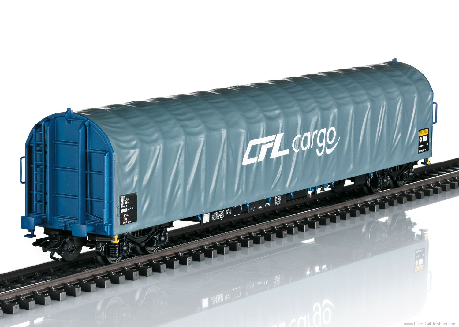 Marklin 47101 CFL Cargo Type Rilnss Sliding Tarp Car