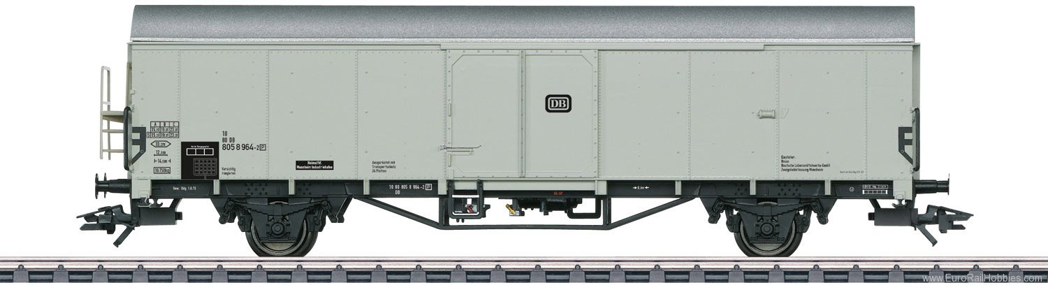 Marklin 47324 DB Type Ibblps 379 Refrigerator Car
