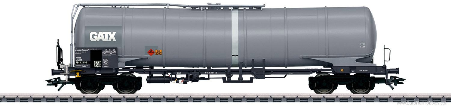 Marklin 47542 Type Zans Tank Car 'GATX'