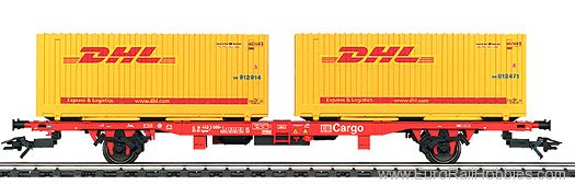 Marklin 47705 DB AG Container Car