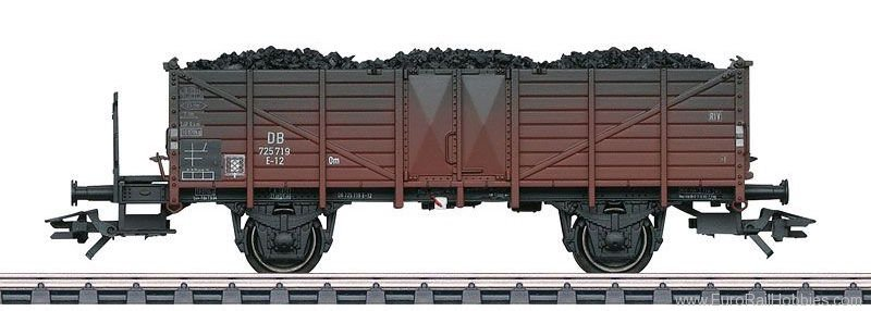 Marklin 47952 DB Type E-12 Om High-Side Gondola Car  (MHI E