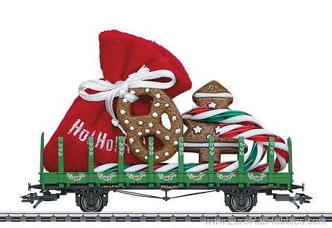 Marklin 48416 H0 Christmas Car for 2016