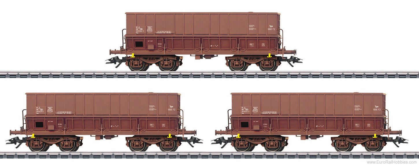 Marklin 48435 SNCB Type Fals Hopper 3-Car Set