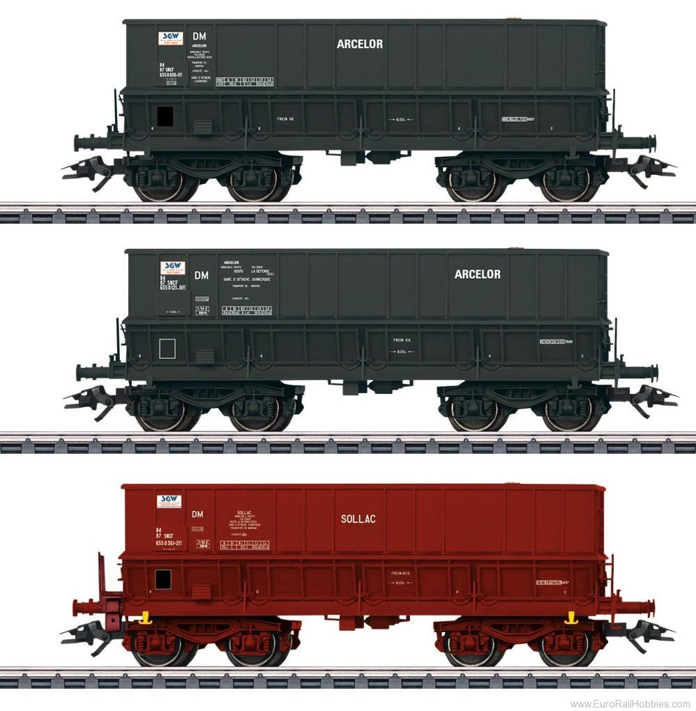 Marklin 48436 SNCF 'Ore Transport' Freight Car Set