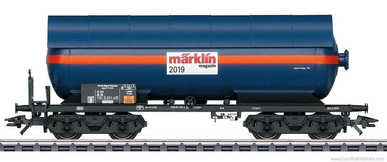 Marklin 48519 H0 Märklin Magazin Car for 2019
