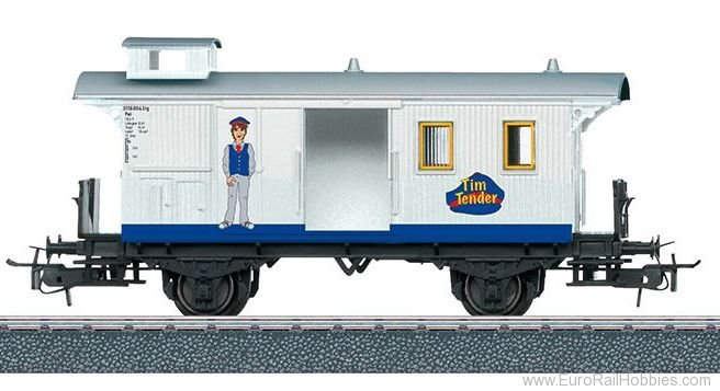 Marklin 48614 Maerklin Start up Club Annual Car for 2014