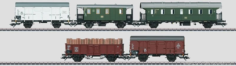 Marklin 48816 DB Local Train Car Set