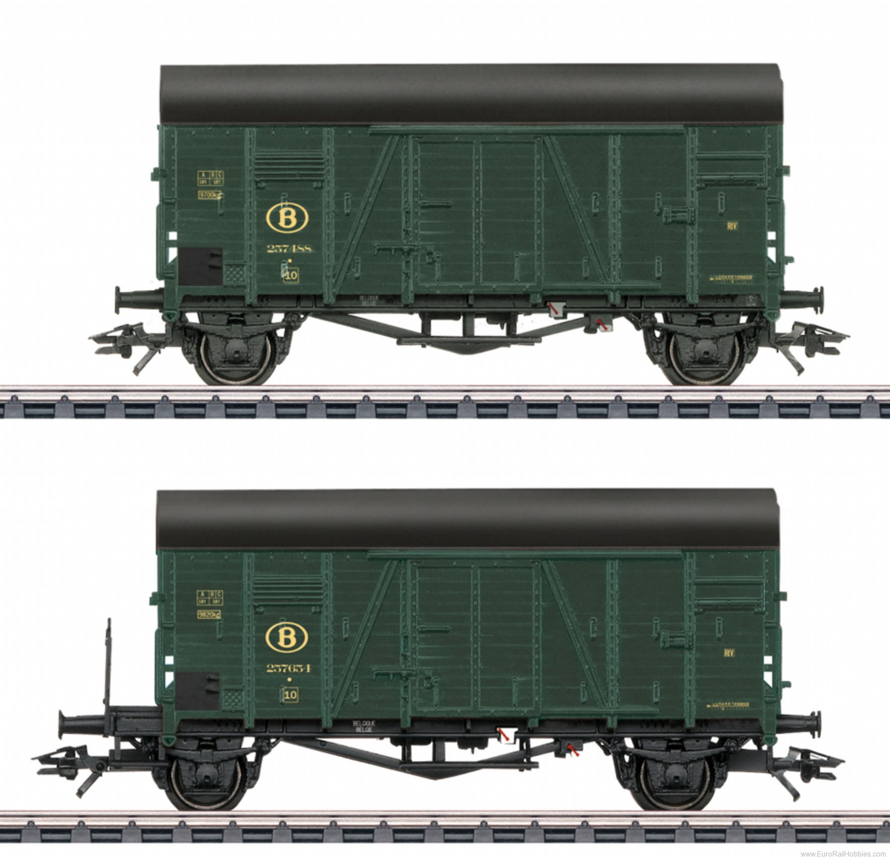 Marklin 48832 SNCB 'Oppeln' Box 2-Car Set