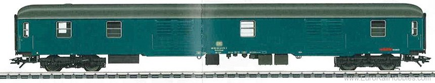 Marklin 49965 Railroad Maintenance Car with Sound Effects (