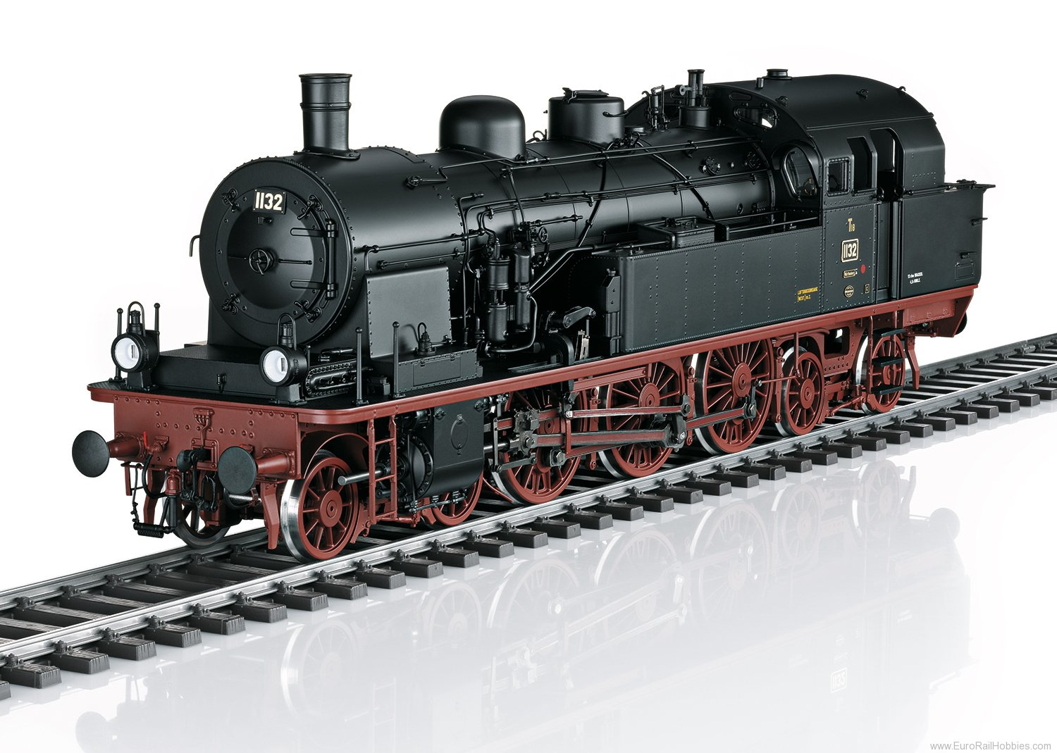 Marklin 55076 K.W.St.E. cl T18 Steam Tank Locomotive, MFX/D