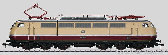 Marklin 55104 DB class E 03 Electric Locomotive with Sound(