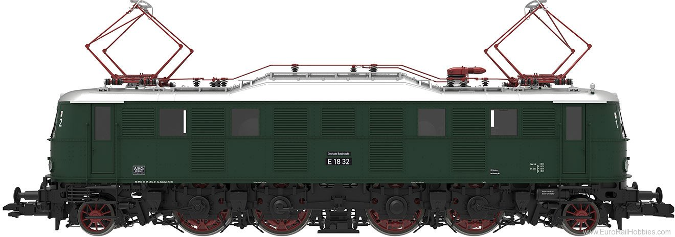Marklin 55183 Class E 18 Electric Locomotive