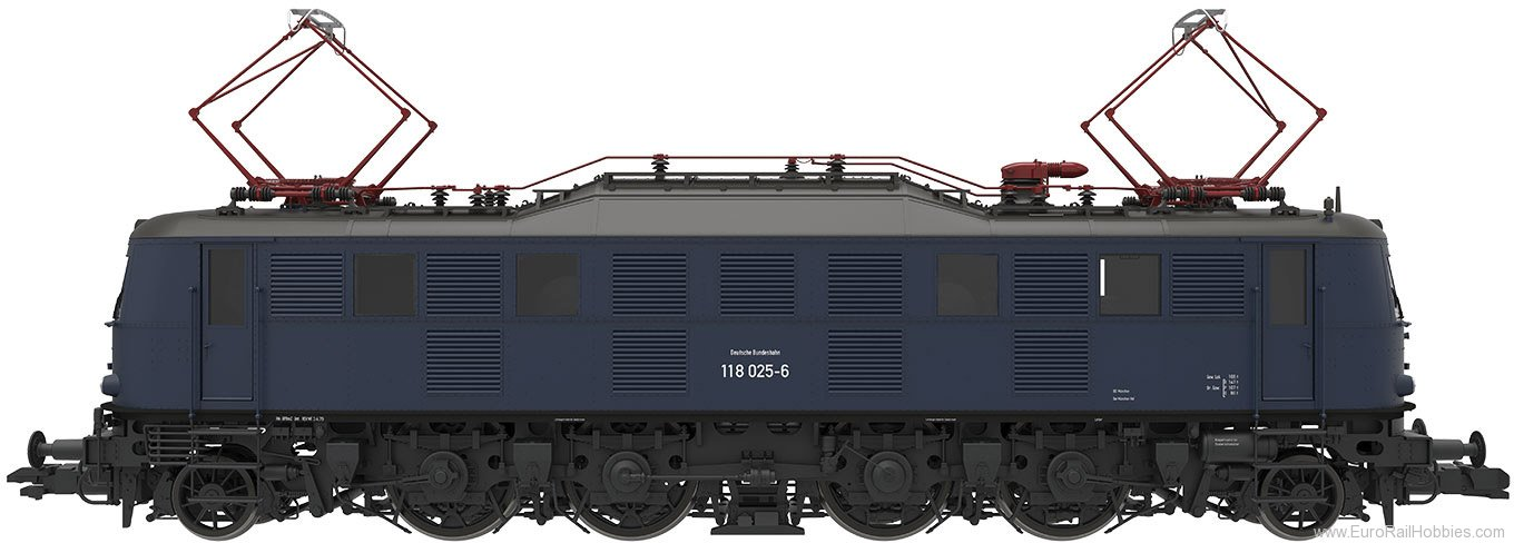 Marklin 55184 Class E 118 Electric Locomotive