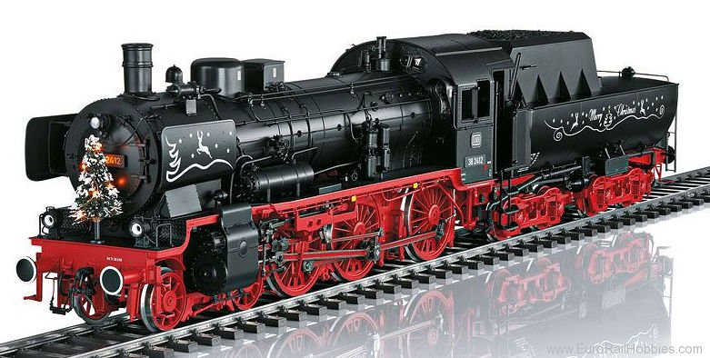 Marklin 55389 DB cl 038.10-40 Christmas Steam Locomotive w/
