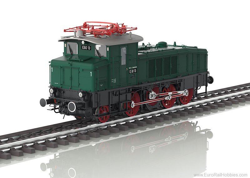 Marklin 55605 DB Electric E60 Locomotive