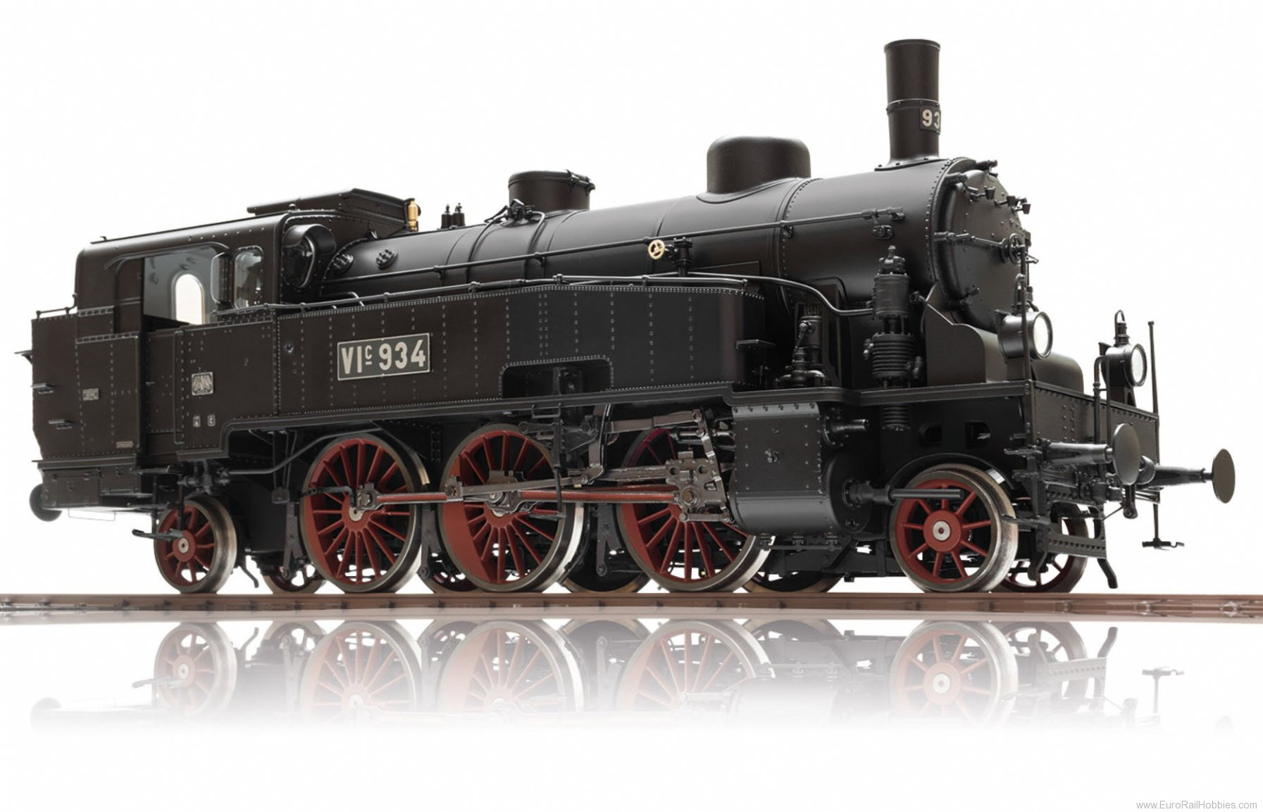 Marklin 55751 Grand Ducal Baden State Railroad Tank Locomot