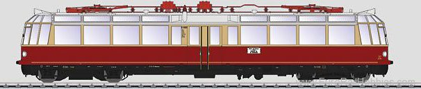 Marklin 55919 DB ET91 Observation Rail Car