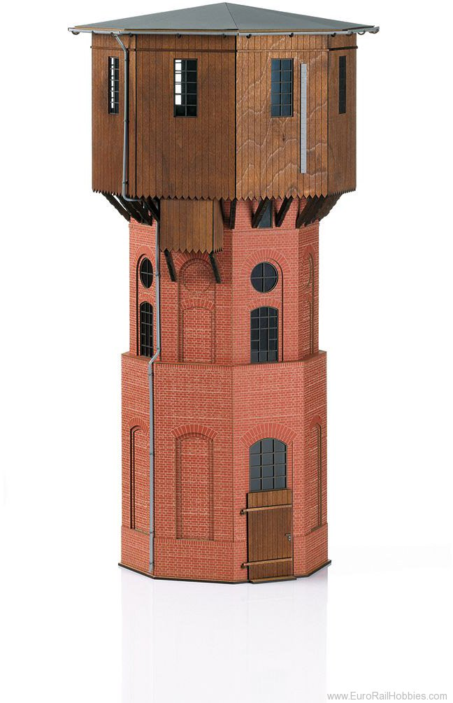 Marklin 56191 Prussian Standard Design Water Tower Building