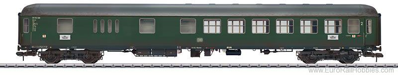 Marklin 58056 DB Half Baggage Car type BD4um-61