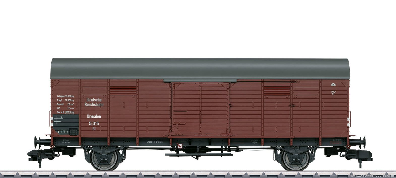Marklin 58246 DRG type G1 Freight Car (New Tooling!)