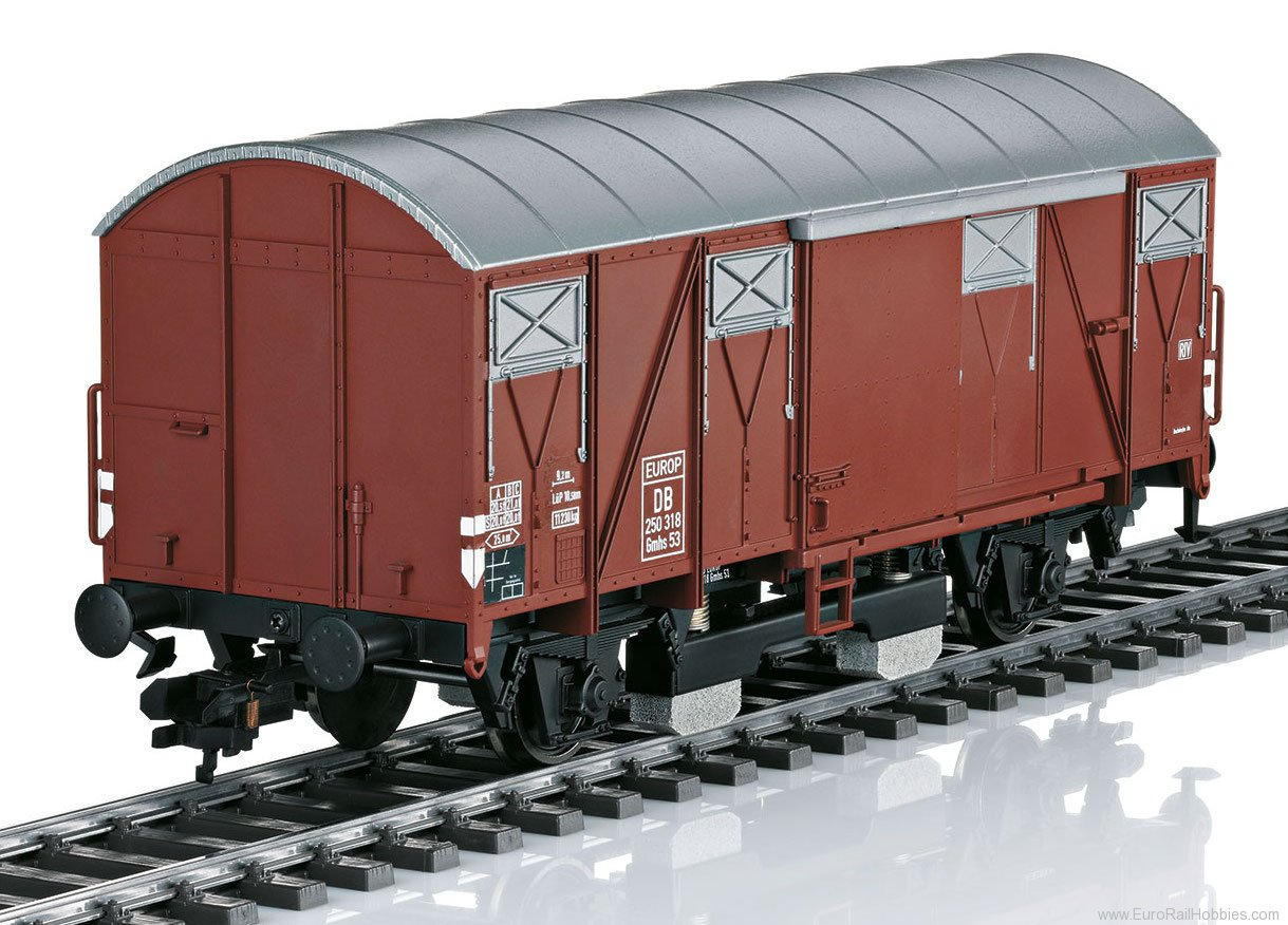 Marklin 58269 DB Track Cleaning Freight Car