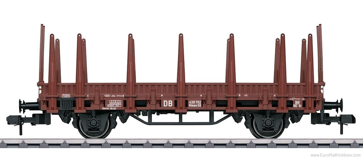 Marklin 58272 DB Type Rlmms 56 Stake Car