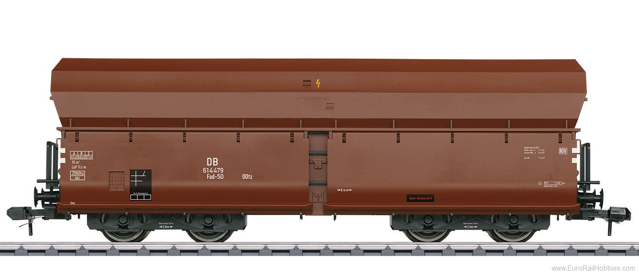 Marklin 58368 DB Type Fad 50 Ootz Hopper Car