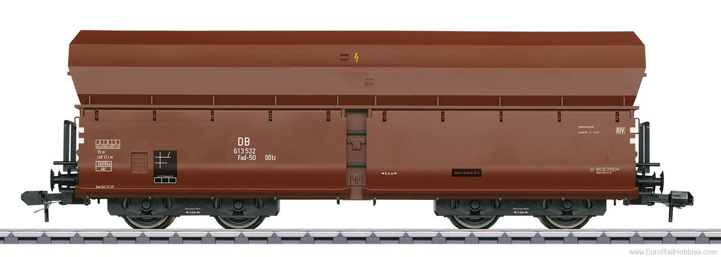 Marklin 58369 DB Type Fad 50 Ootz Hopper Car