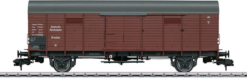 Marklin 58845 DRG Type Gl Freight Car