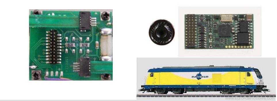 Marklin 60948 HO mSD marklin Sound Decoder - Diesel