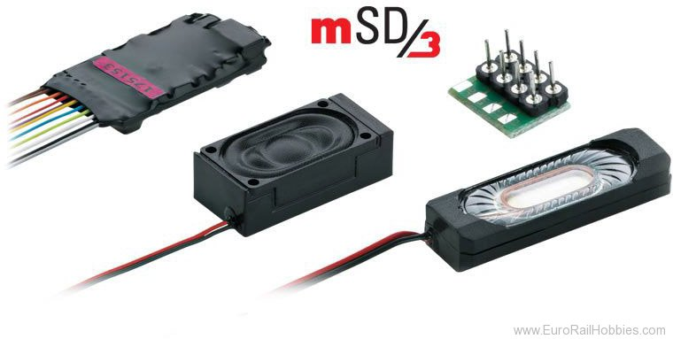 Marklin 60987 marklin mSD3 SoundDecoder (Electric Locomotiv