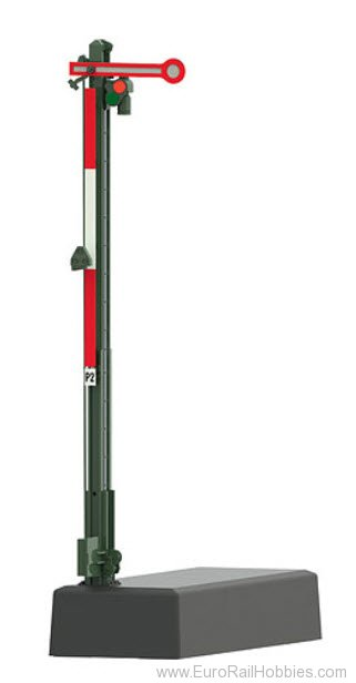 Marklin 70391 Home Signal with a Narrow Mast - MFX/DCC