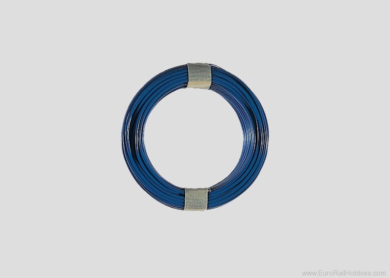 Marklin 7101 10m Roll of Blue Wire