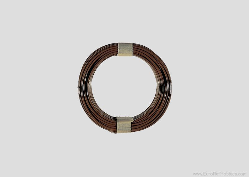 Marklin 7102 10m Roll of Brown Wire