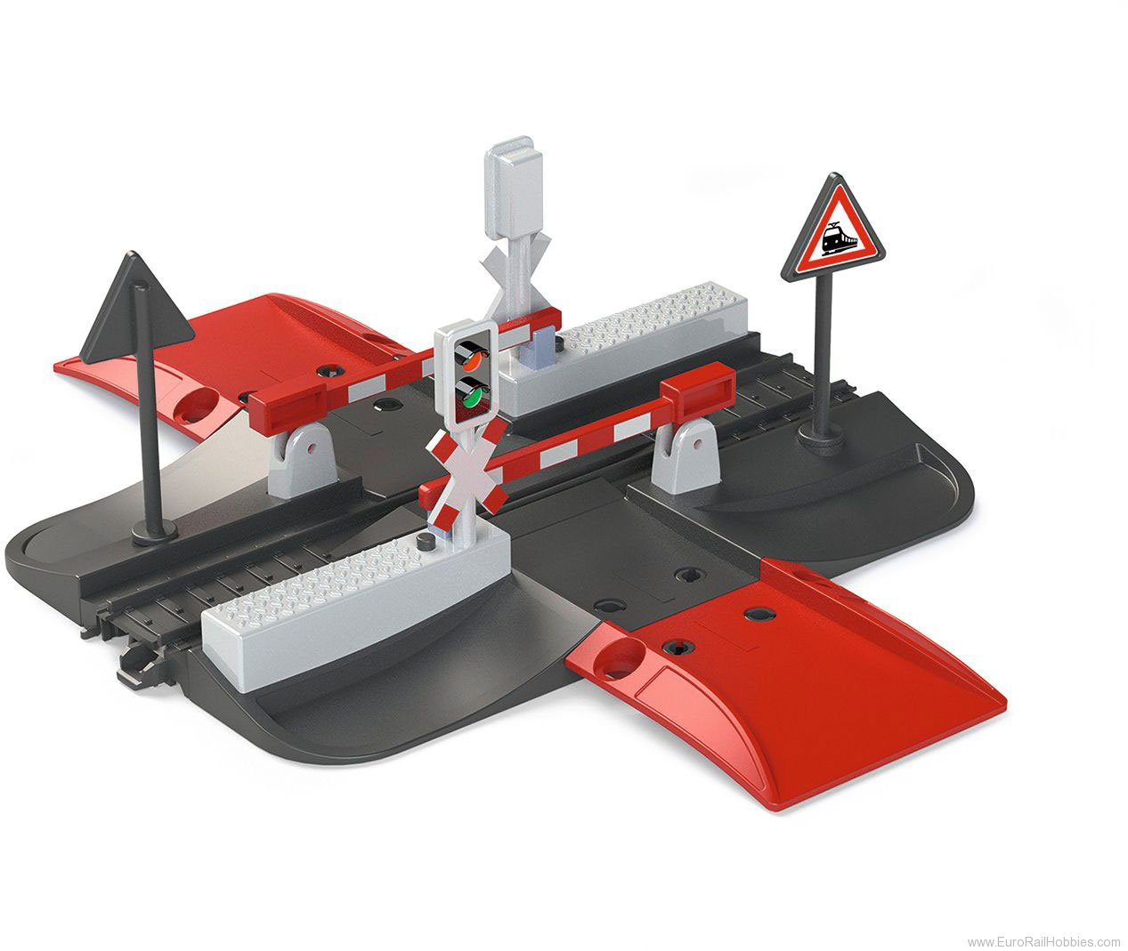 Marklin 72215 Railroad Grade Crossing with light & sound fu