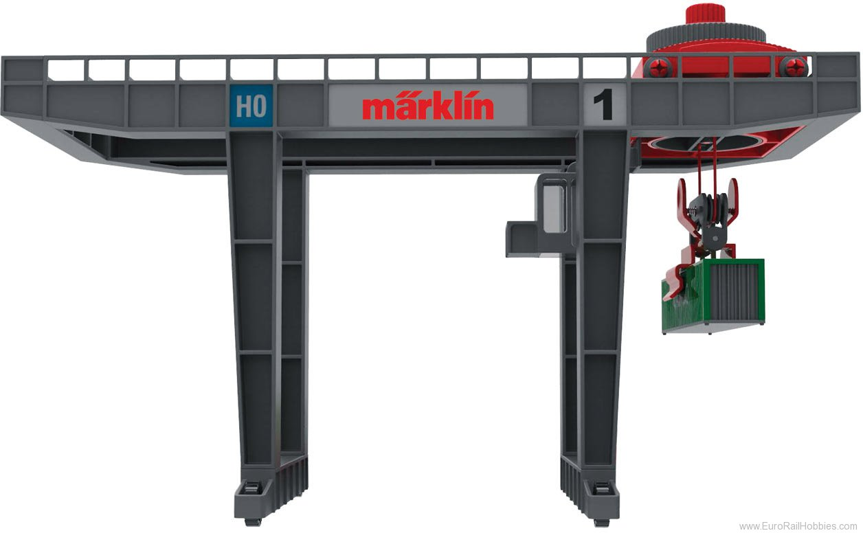 Marklin 72452 Marklin Start up a€' Container Terminal.